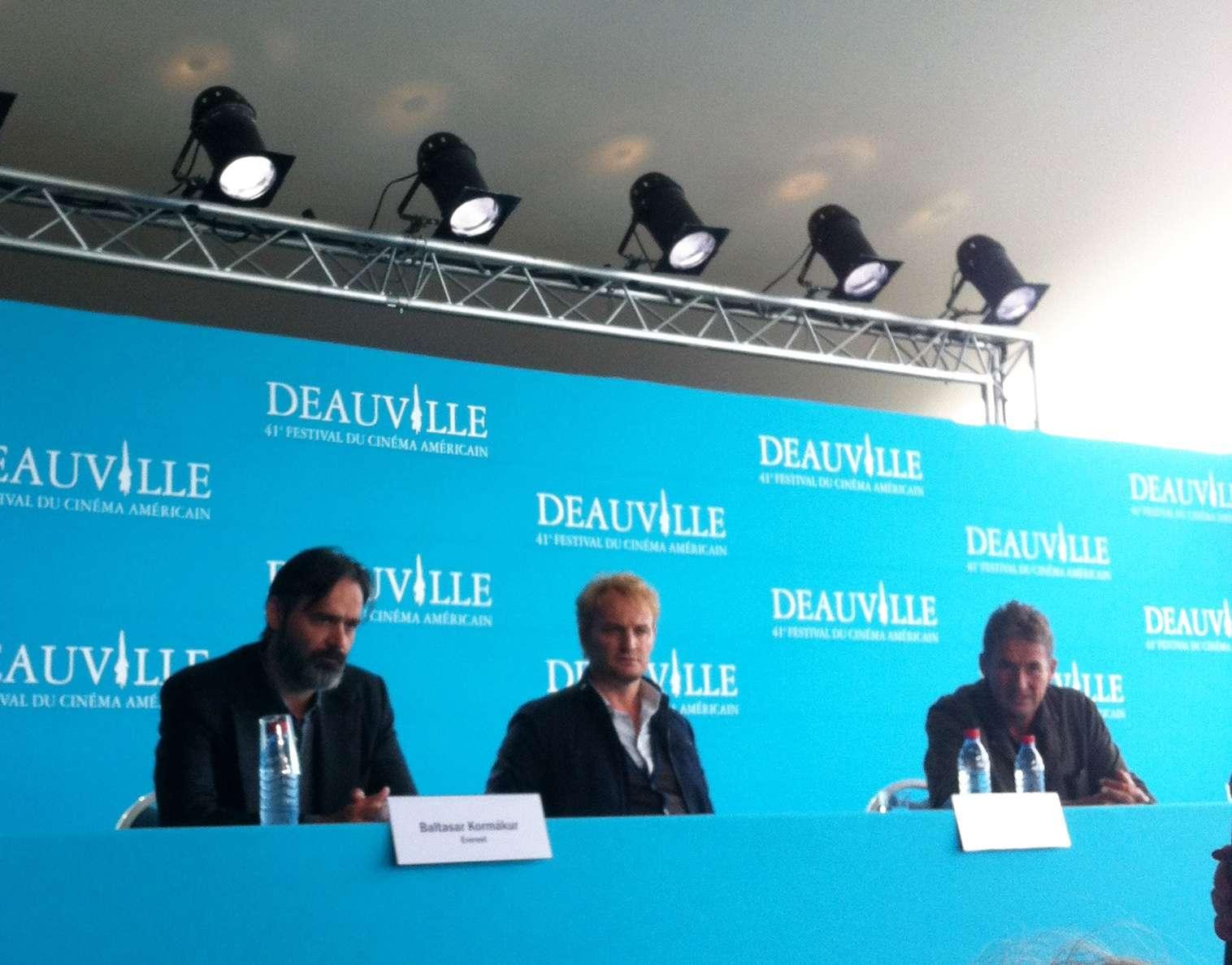 Crefovi attends 41st Deauville American Film Festival