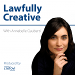 Claude Aiello, Lawfully Creative, Annabelle Gauberti, Crefovi,
