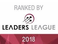 Leaders League, 2017 rankings, art, music, cinema, luxury & fashion
